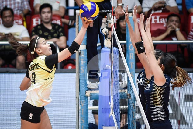 UST posts first back-to-back wins of season, deal NU Lady Bulldogs third straight loss