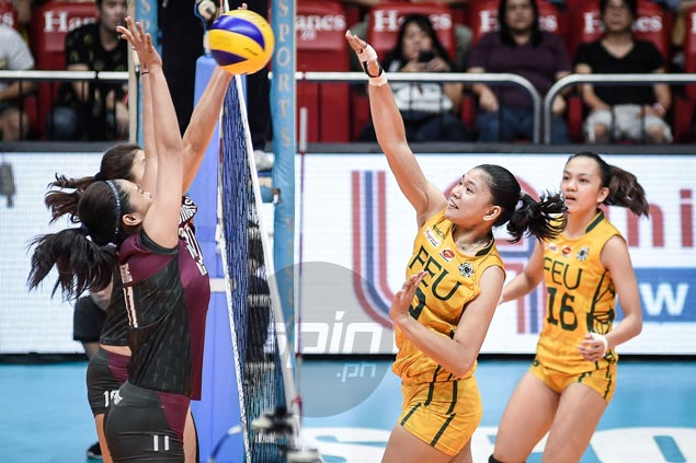 FEU Lady Tams stretch streak to three with victory over suddenly skidding UP Lady Maroons