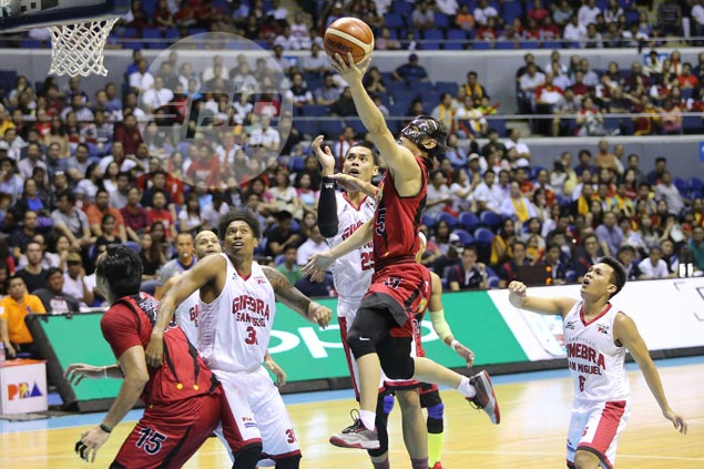 San Miguel takes 2-1 lead in PBA Finals as Ginebra sputters in homestrech of Game 3