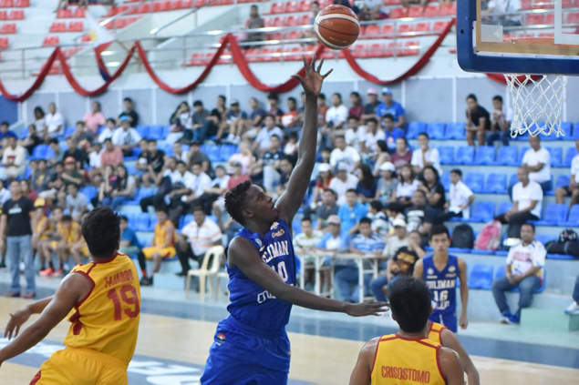 Diliman College turns back Bulacan State U to barge into win column in Republica Cup
