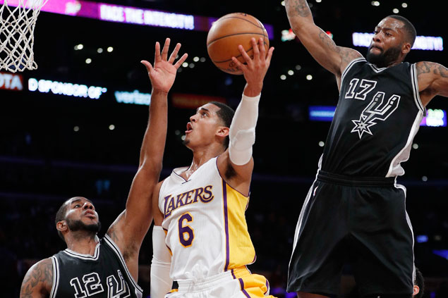 Jordan Clarkson repays Lakers trust, thrives in bigger role after Lou Williams trade