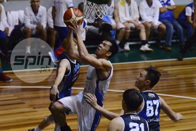 Michael Calisaan believes CafeFrance stint bodes well for stint with Stags in NCAA