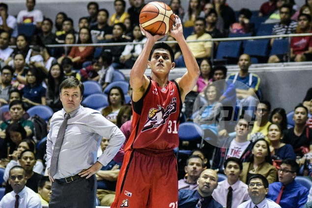 RJ Jazul bares bout with dengue left him sluggish in final games with Alaska prior to trade