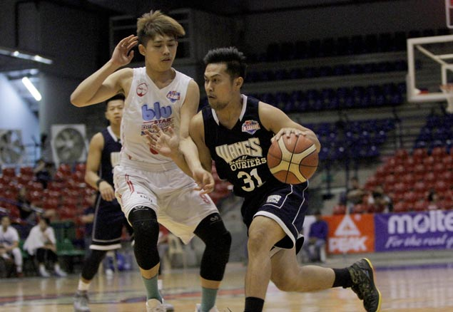 Cedrick Labing-isa, John Tayongtong star as Wangs beats winless Blustar