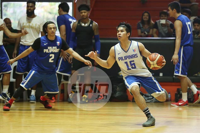 'Proven winner' Kiefer Ravena exactly what doctor odered for Alab Pilipinas, says Cuan