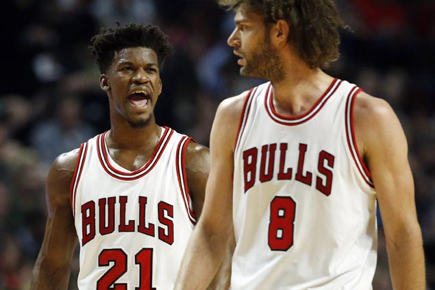 Bulls send Durant-less Warriors on two-game skid as Curry, Thompson fire blanks