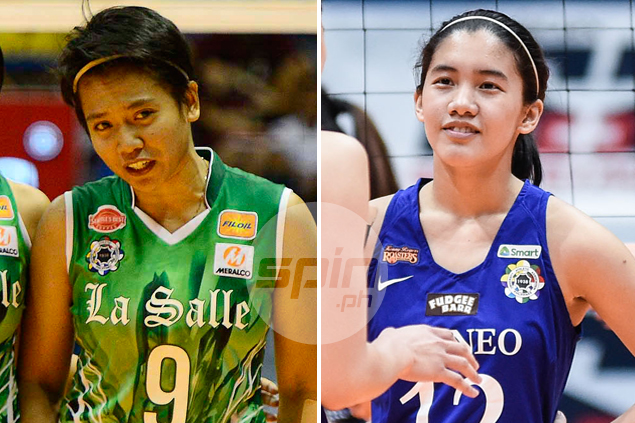 For a change, focus will be on premier setters as La Salle, Ateneo rekindle rivalry