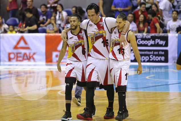 Austria pleased with SMB composure, vows to go all out to finish off Ginebra in Game Five