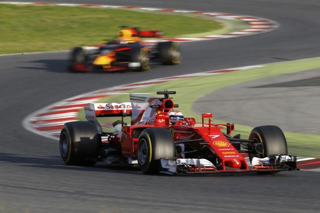 Ferrari, Mercedes set the pace after first week of Formula 1 preseason testing