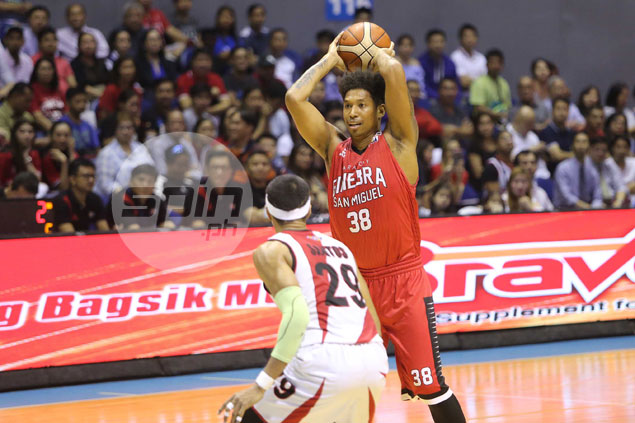 Devance says now as good a time as any for Ginebra to live up to never-say-die reputation