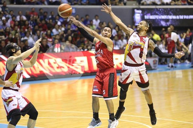 LA Tenorio on pulling off finals comeback: 'Nagawa nila, kaya rin naman namin 'yun'