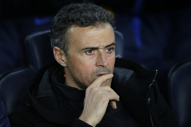 Luis Enrique's sudden exit announcement leaves Barcelona in state of uncertainty