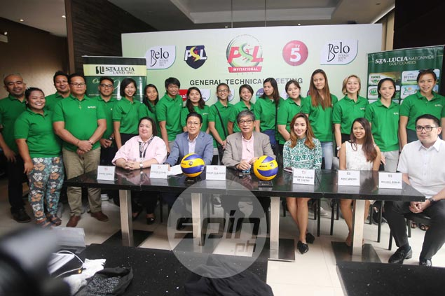 Baptism of fire for Sta Lucia as Lady Realtors make PSL debut against powerhouse Petron
