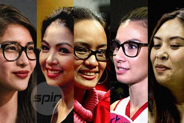 Glamorous WAGS take on roles of alalays, drivers, dog nannies during SMB-Ginebra finals