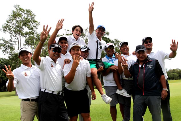 Manila Southwoods completes PAL Interclub three-peat in record-breaking fashion