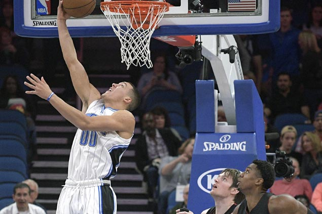 Six Orlando players score in double figures as Magic start hot, finish strong to down Heat