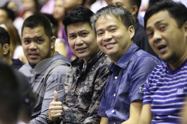 Bal David says Aldin Ayo the frontrunner as former Ginebra star joins candidates for next UST coach