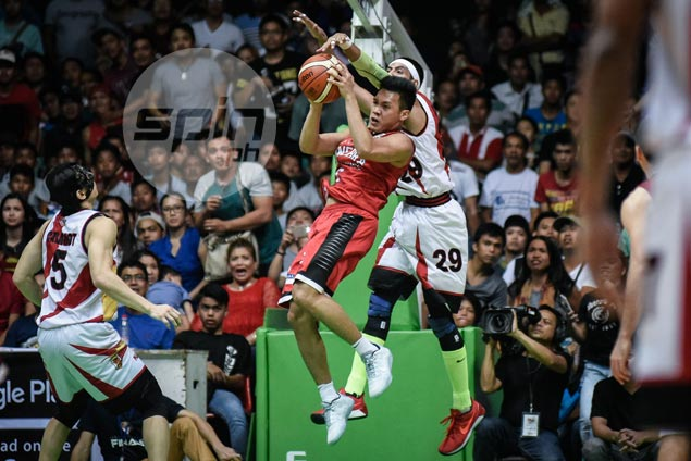 Scottie Thompson surprised to sit out late in Game 4, but won't dare question Cone judgment