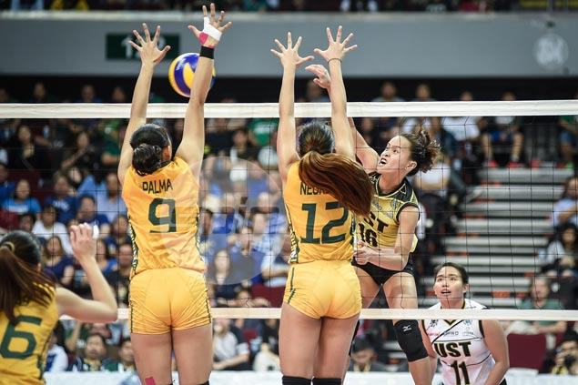 UST Tigresses find groove, extend win run to three with impressive win over FEU