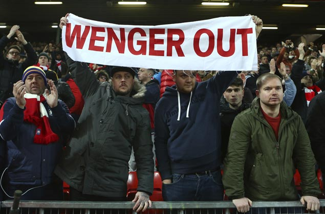 Wenger pays price for dropping Alexis Sanchez from starting lineup as Liverpool downs Arsenal