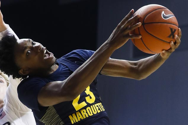 Marquette scores big win to take No. 4 seeding in Big East and push Creighton to No. 6