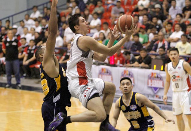 Cignal-San Beda glad to stumble into a gem of a find in Fil-Swede Andreas Cahilig