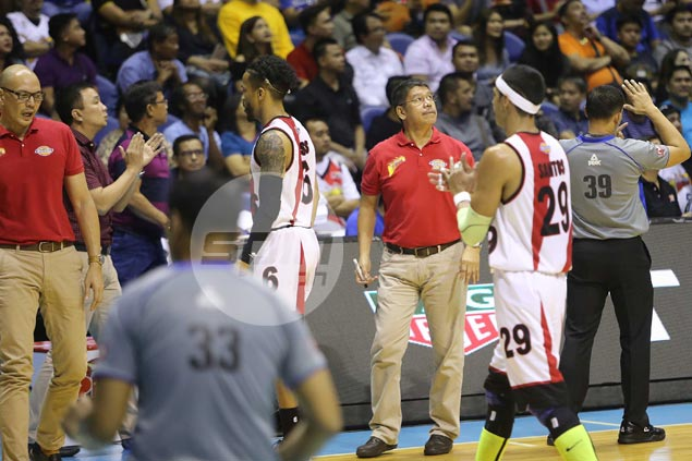 If there's one man who knows a 3-1 lead isn't safe against Ginebra, it's Leo Austria. Here's why