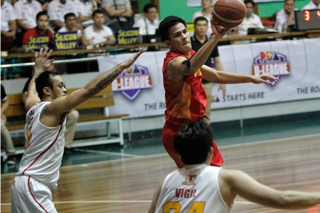 More than a luck charm, Jerwin Gaco hopes to be a mentor to D-League youngsters