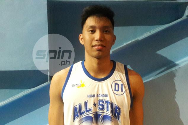 Jonas Tibayan denies committing to La Salle, keeps focus on stint with Chiang Kai Shek