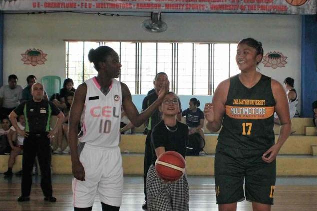 NU Lady Bulldogs, UE Lady Warriors stay unbeaten in Rexona basketball tournament