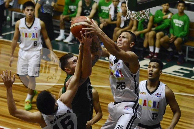 Racal holds off Victoria Sports to gain share of second spot in Aspirants Cup