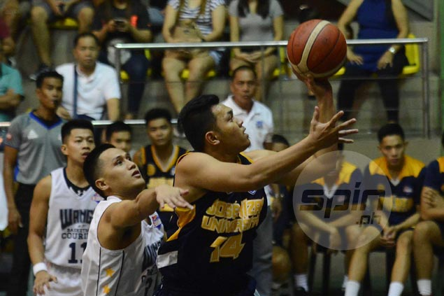 Tey Teodoro takes charge in fourth as JRU Bombers down Wangs to gain Aspirants Cup quarters