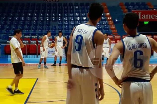 Jong Uichico makes brief return to high school basketball as coach of NBTC All Star North Team