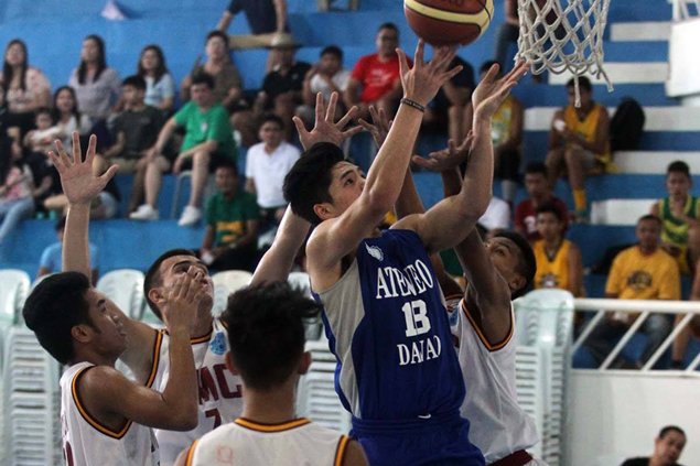 Ateneo de Davao starts Escandor Cup campaign with rout of Jose Maria College