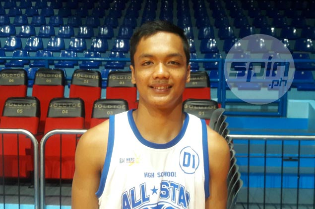 Encho Serrano sticks to positives after painful UAAP ruling: 'Mas naging matatag ako'