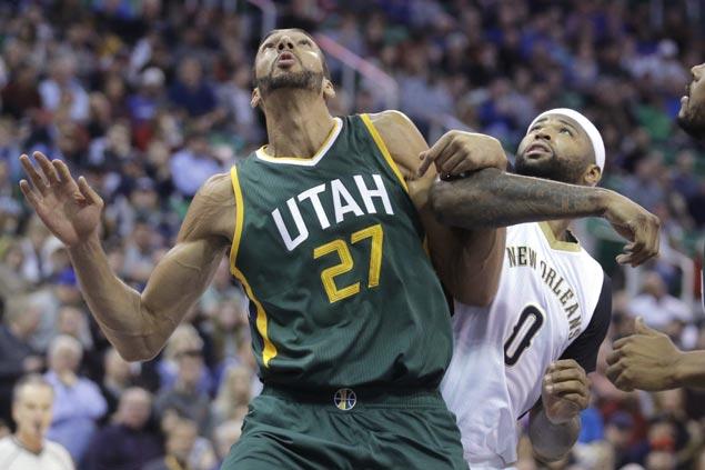 Rudy Gobert slams door on Pelicans comeback bid as Jazz extends win run to three