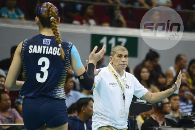 Gorayeb hopes NU shows no mercy as Lady Bulldogs start second round vs winless Adamson