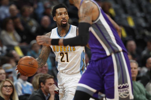 Wilson Chandler drops career-high 36 as Nuggets send Kings reeling to fifth straight loss