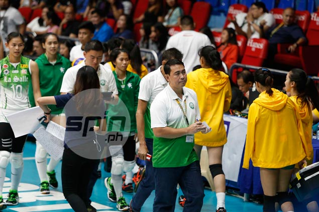 Coaches Gorayeb, De Jesus admit sudden change in UAAP schedule threw off preparations