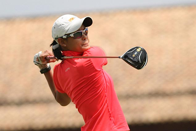Mia Piccio, Cyna Rodriguez two strokes behind entering final round at Splendido