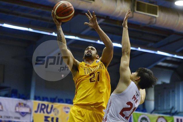 Tanduay boosts twice-to-beat bid in Aspirants Cup with rout of winless Blustar