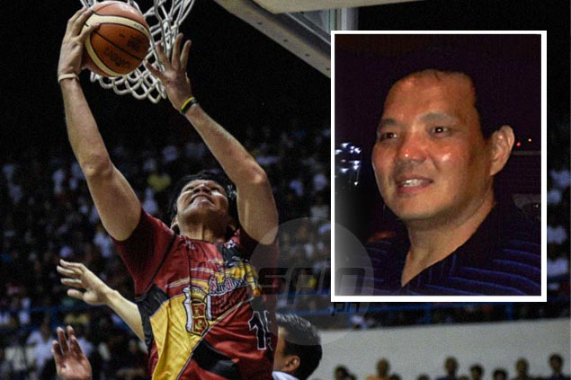 Wilmer Ong, quintessential Ginebra bruiser, on how he would've fared defending Fajardo