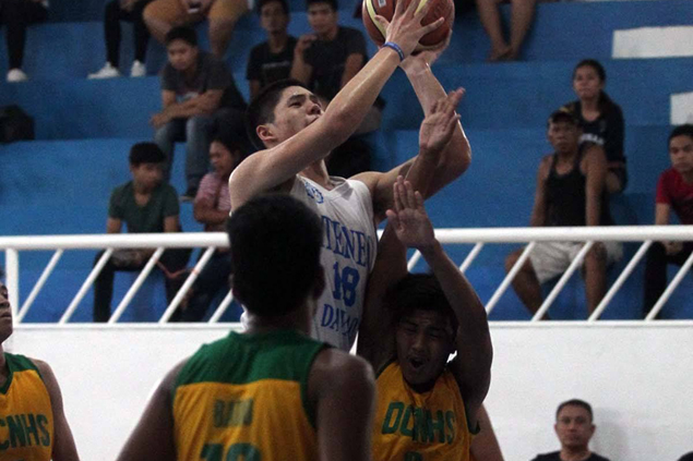 Ateneo de Davao gets back on track after forfeiture in Escandor Cup
