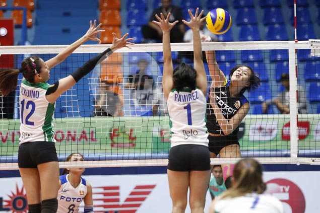 Foton gets back on track with dominant win over Coco Life in PSL Invitational