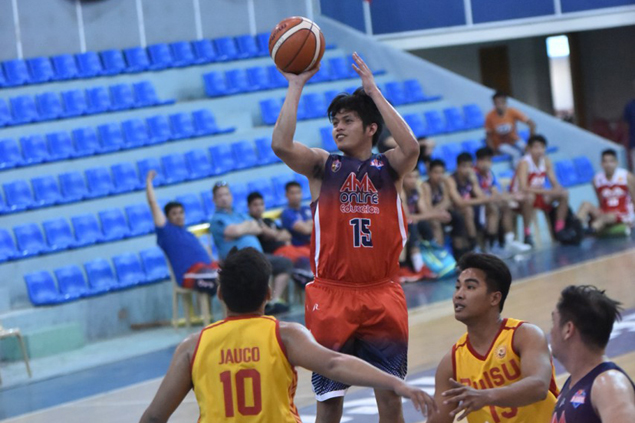 AMA University bounces back with victory over Bulacan State U in Republica Cup collegiate division