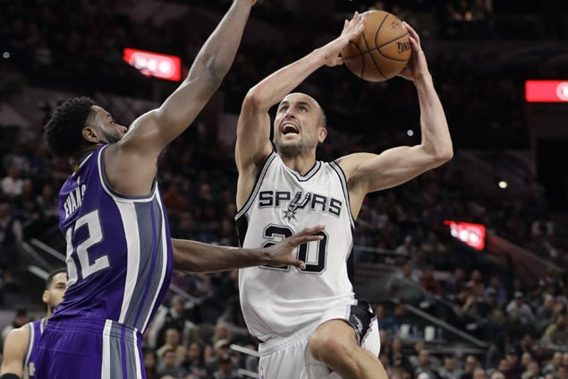 Undermanned Spurs prove strong enough to overcome 28-point deficit and stun reeling Kings