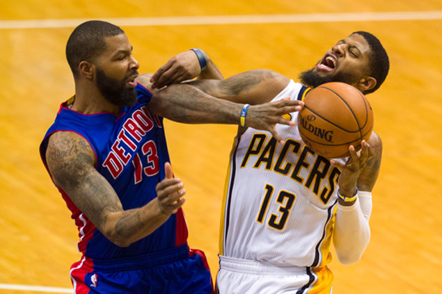 Paul George sparks huge third-quarter surge as Pacers rip Pistons