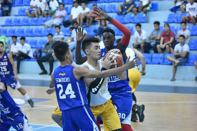 UST banks on scorching third quarter surge to take down Diliman College in Republica Cup