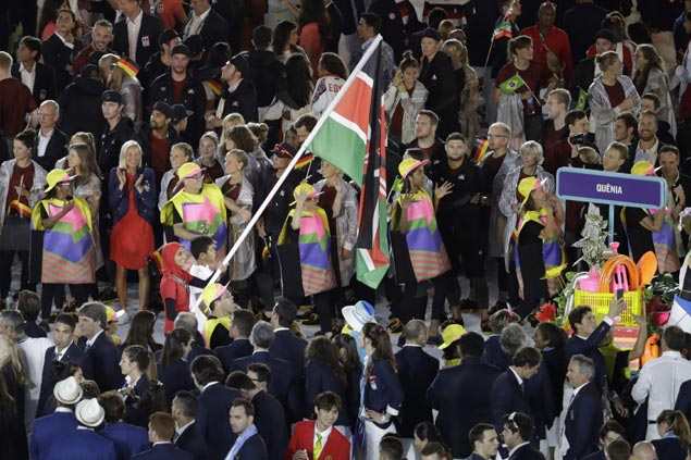 Kenya risks ban from Olympics as IOC cuts off funding amid Olympic committee dispute