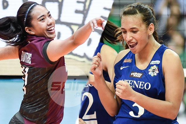 In-form Ateneo Lady Eagles present another daunting challenge to slumping UP